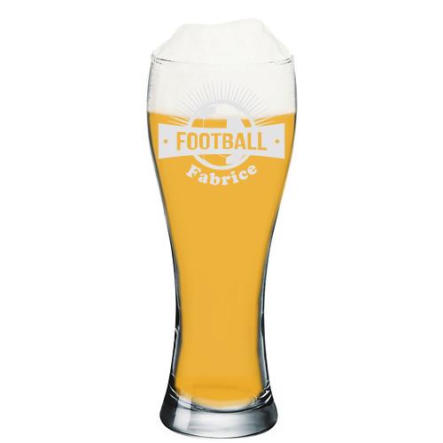 verre a biere foot
