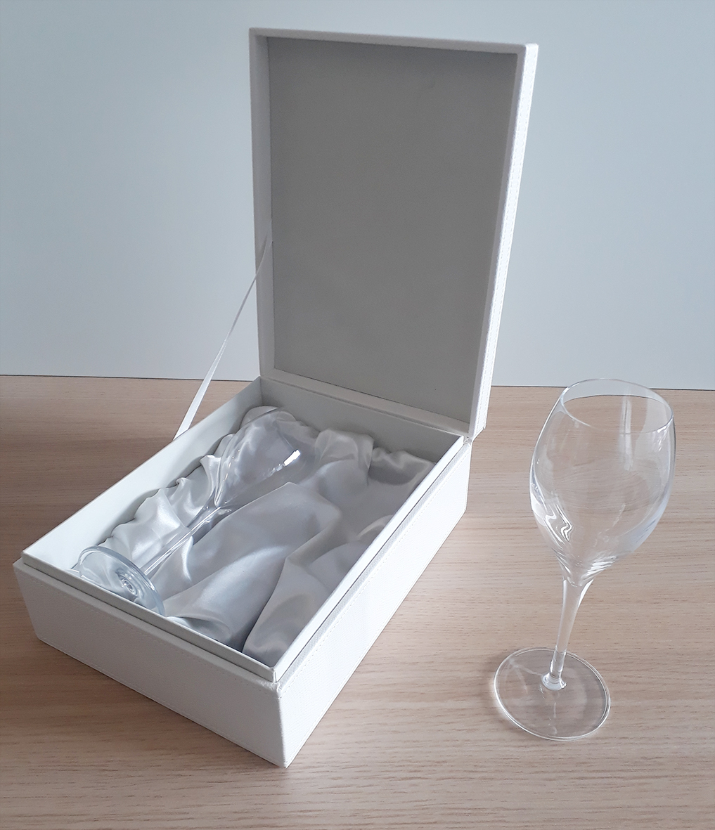 Boite Rangement Flute Champagne Venus Et Judes